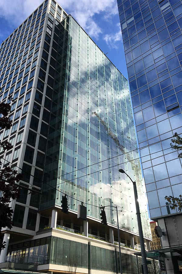 1007 Stewart Street Building Exterior