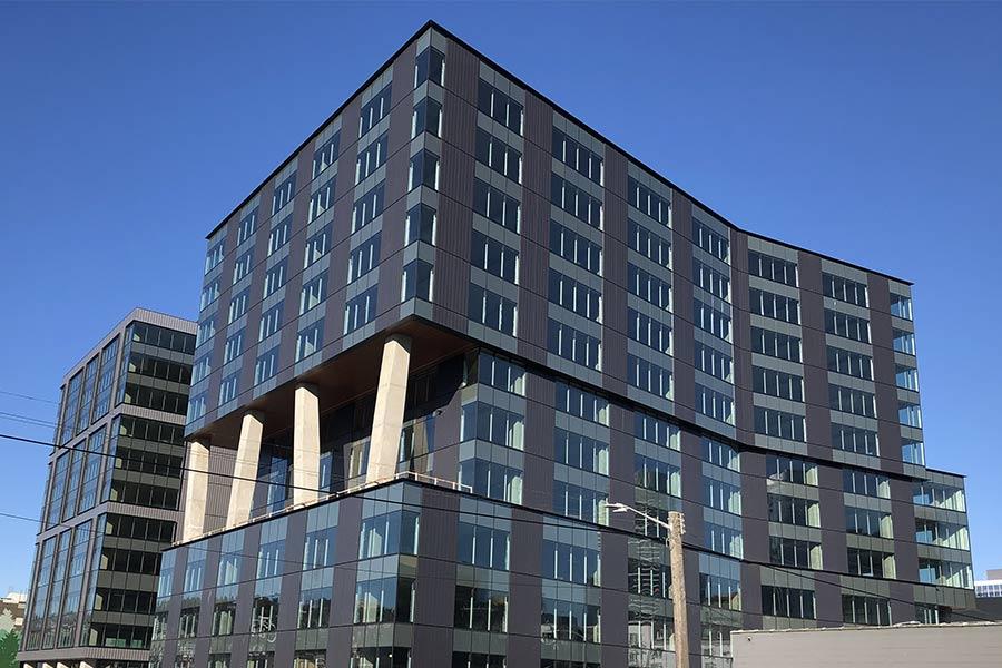 333 Dexter Building Exterior