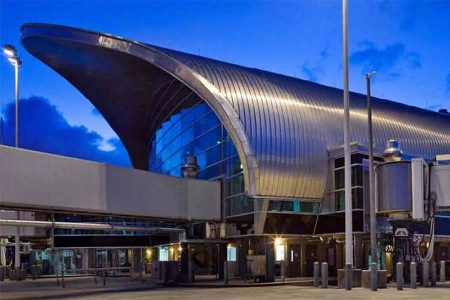 Miami International Airport Concourse J