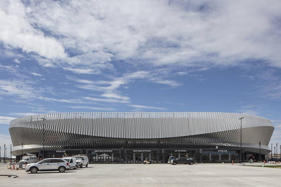 SHoP Architects Nassau Coliseum