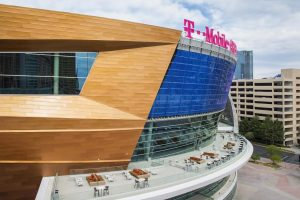 T Mobile Arena Front Exterior