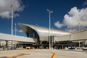 Miami International Airport Entrance