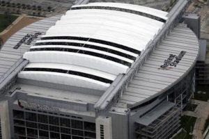 Top of Reliant Stadium