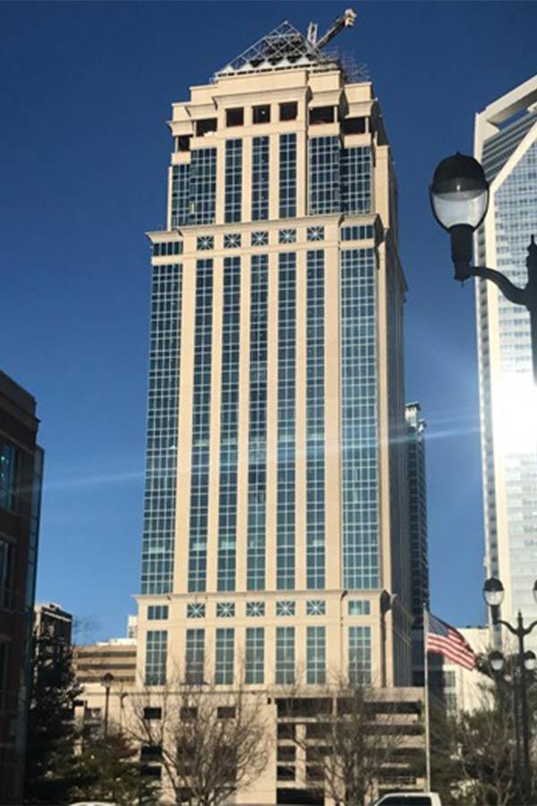 Bank of America Building Exterior