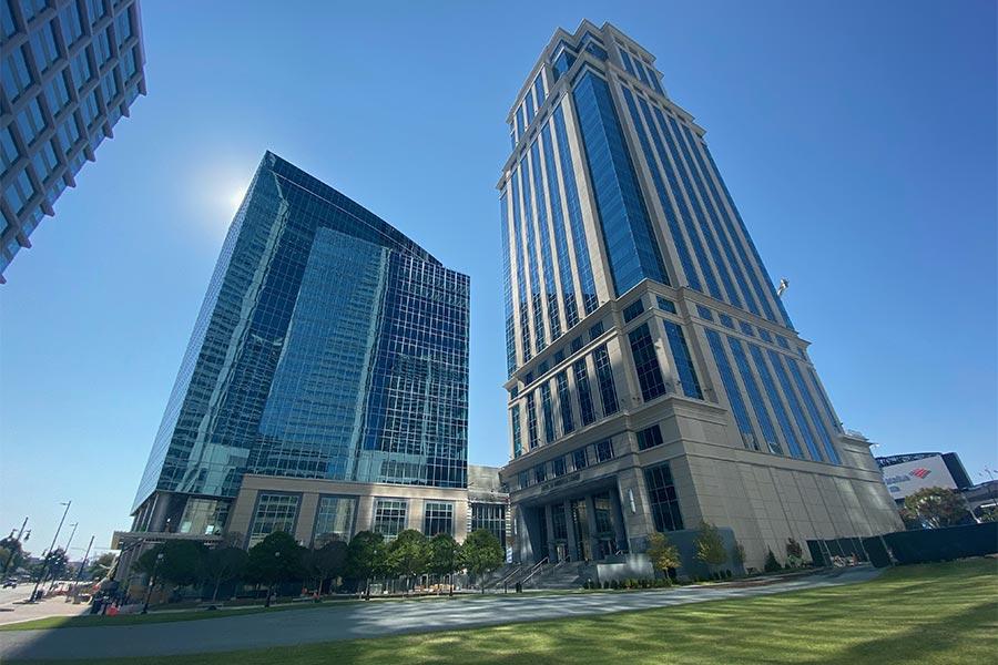 Bank of American HQ North Carolina