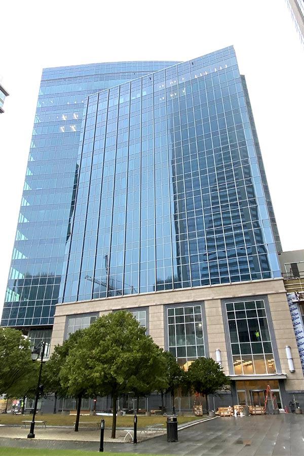Deloitte HQ Building Exterior