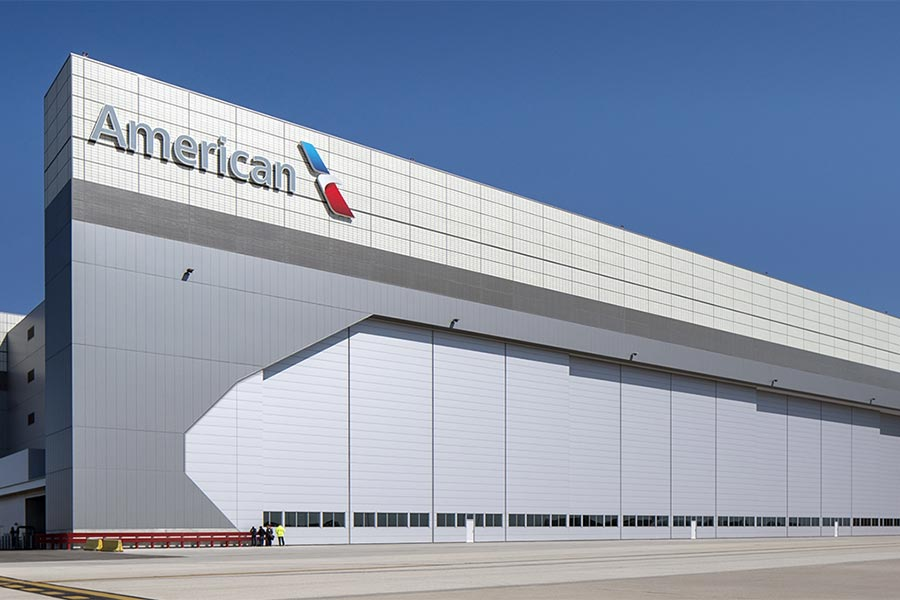 American Airlines CENTRIA Architectural Systems